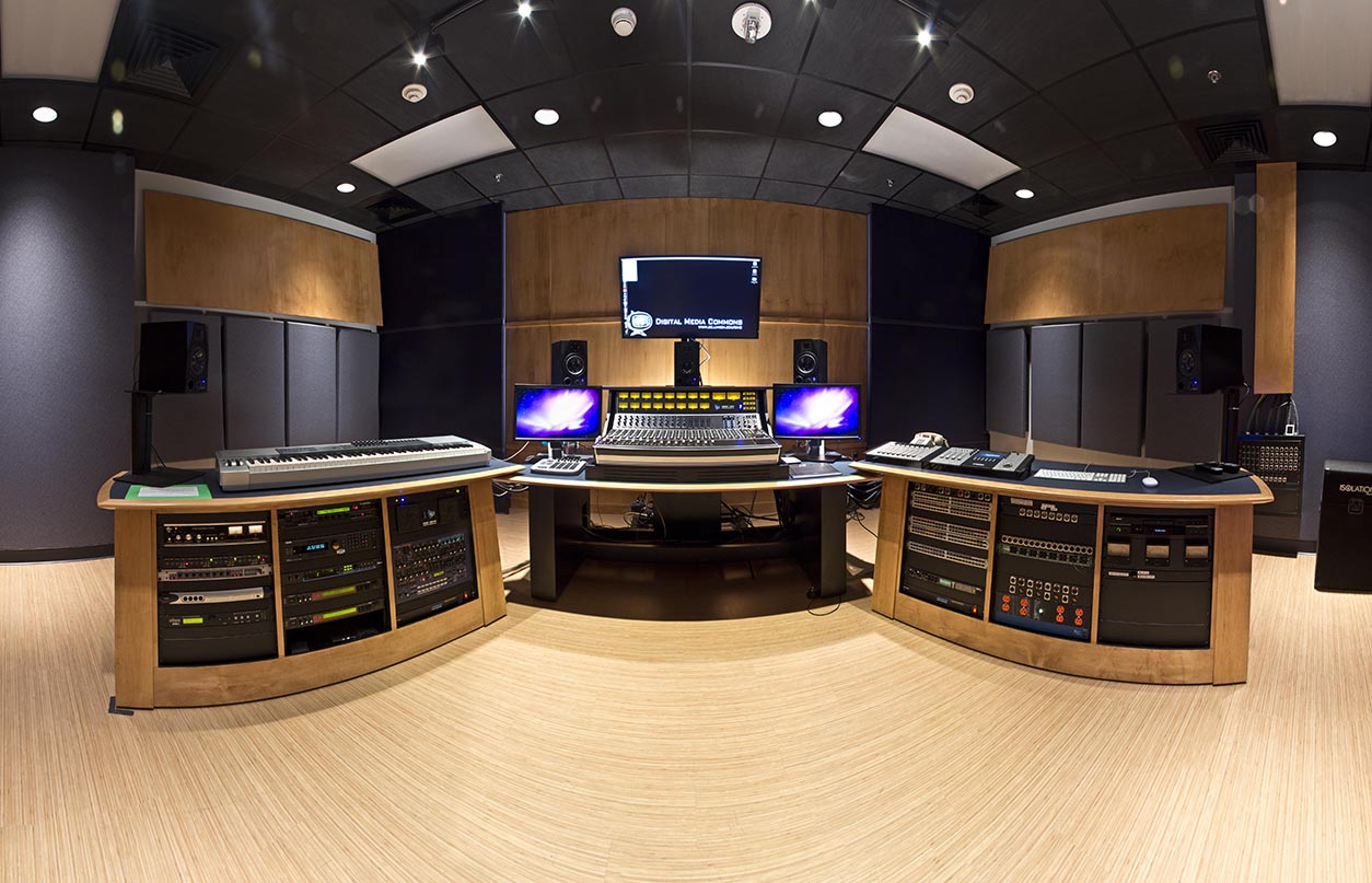 Audio Studio A Workshop