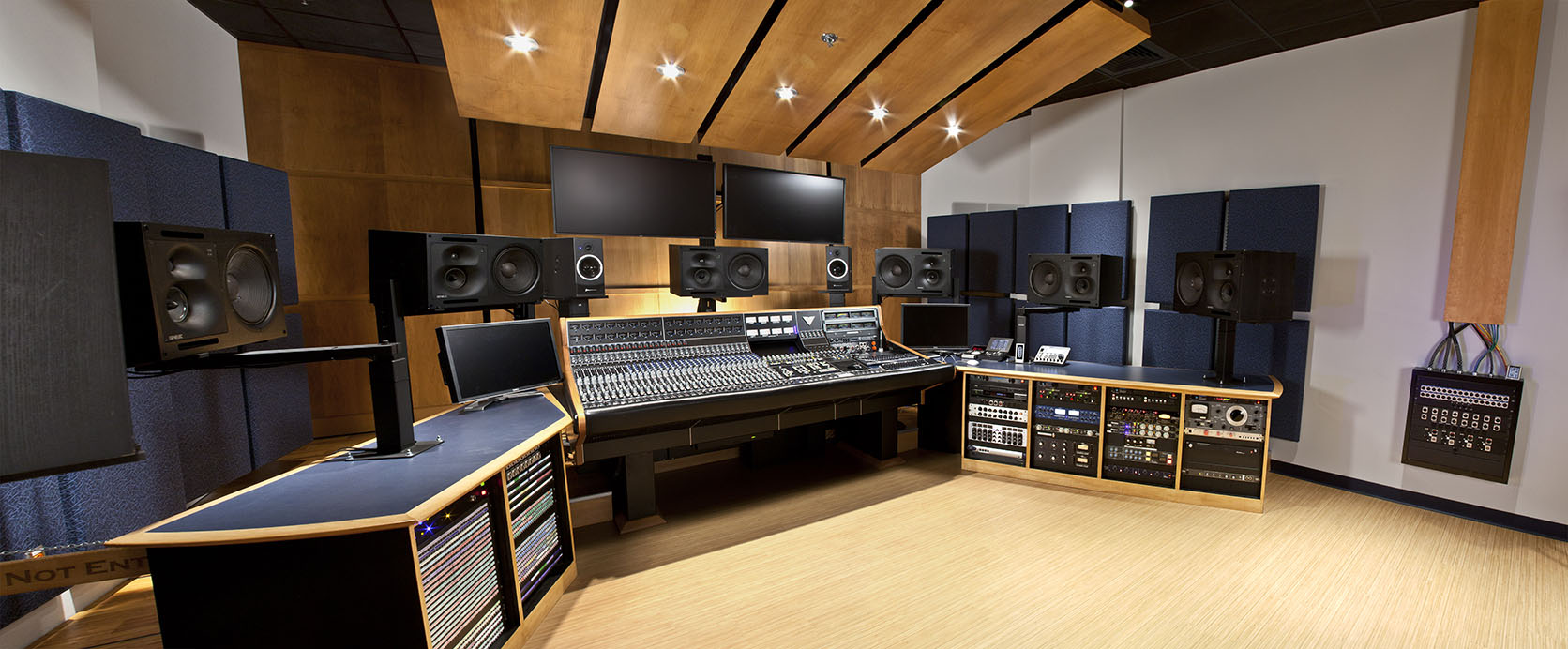 Audio Studio B Workshop