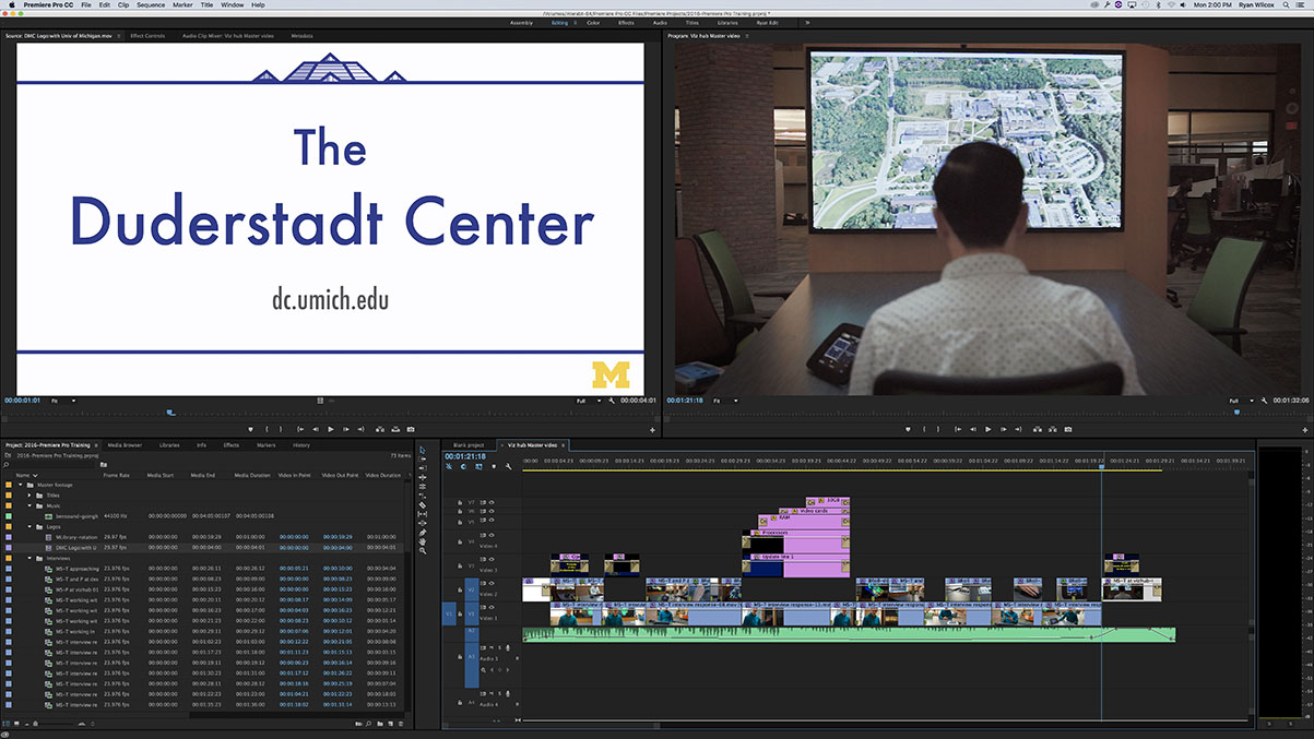 Adobe Premiere Pro Workshop