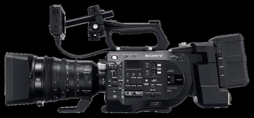 Sony PXW- FS7