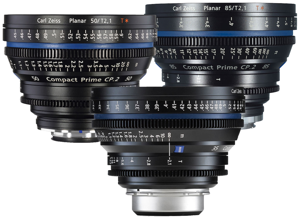 Zeiss Compact Prime Lenses